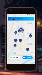 Download Cosmic GO Scooters For PC Windows and Mac apk screenshot 4