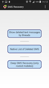SMS Recovery Pro- screenshot thumbnail