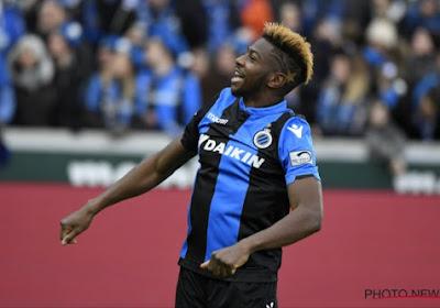 Club Brugge verslaat tienkoppig Moeskroen met 4-2