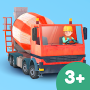 App Icon for Little Builders App in Poland Play Store
