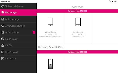 Kundencenter - screenshot thumbnail