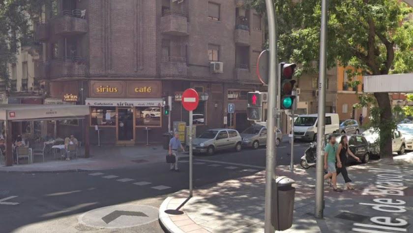 Fachada del número 1 de la calle Ramiro II, en Madrid (Foto: Google Maps).