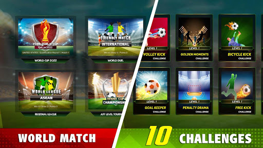 Super Fire Soccer android2mod screenshots 6