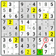 Sudoku - Best Free Logic Brain Puzzle Game