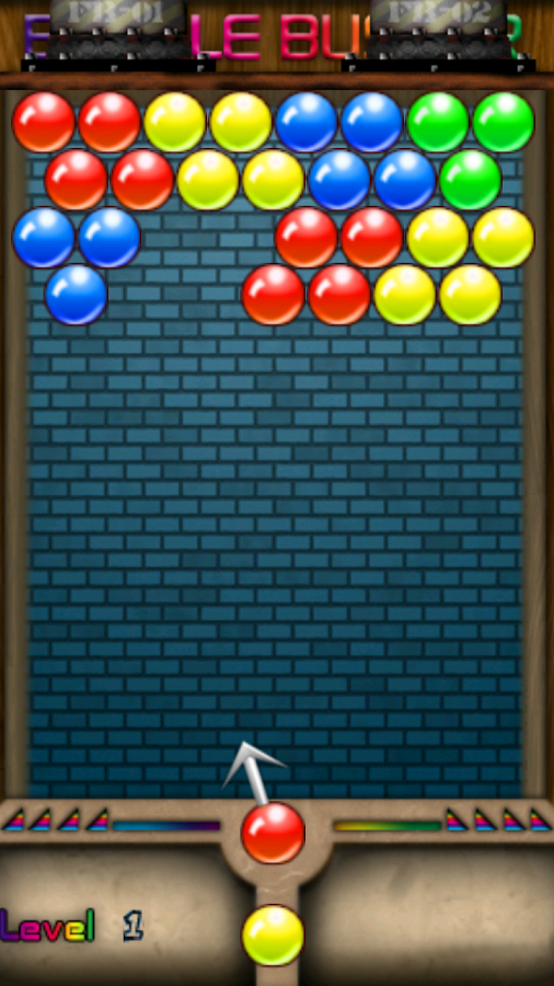 Bubble Buster- screenshot
