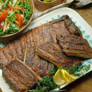 Spicy Western-Style Spareribs.