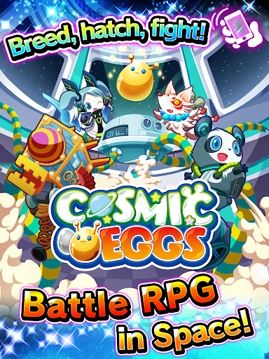 Cosmic Eggs - Battle Adventure RPG In Space Hack for the game