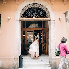 Wedding photographer Uliana Yarets (yaretsstudio). Photo of 21.11.2018