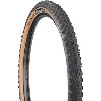 Teravail Rutland Tire - 27.5 x 2.1, Tubeless, Folding, Tan, Light and Supple