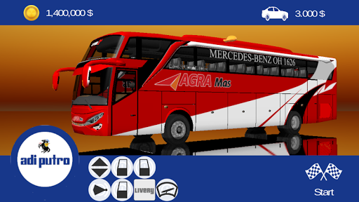 Livery ES Bus Simulator ID 1.1 screenshots 1