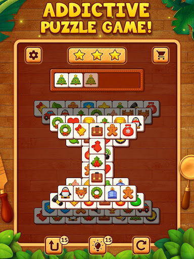 Tiles Craft - Screenshots zu Classic Tile Matching Puzzle 7