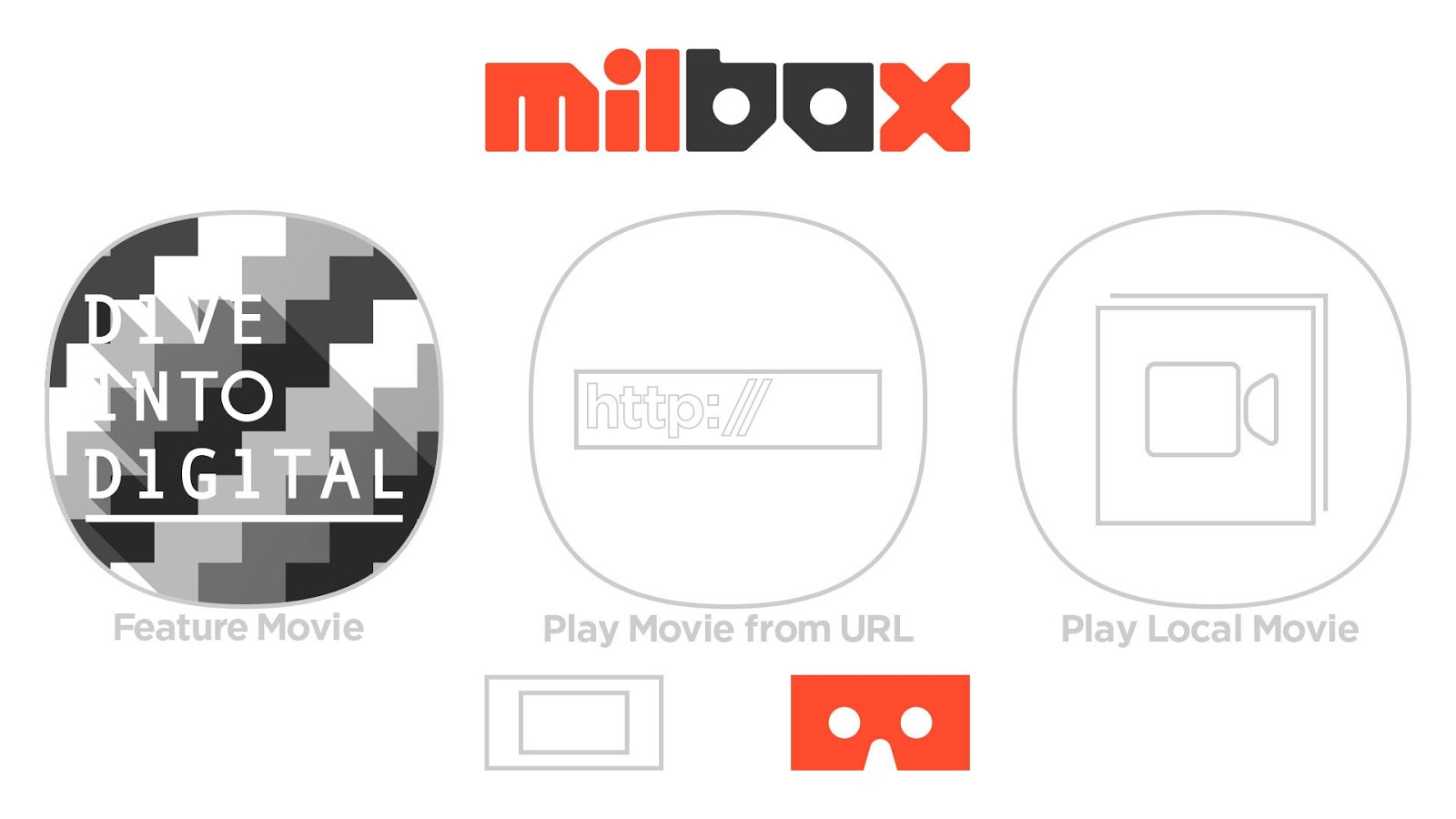 Milbox- screenshot