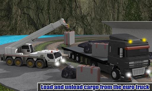 欧元区4×4卡车司机