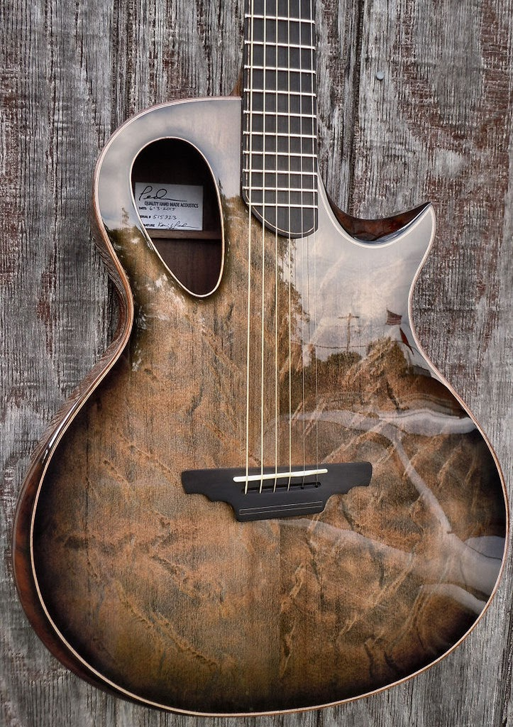 2016 Founders Choice Award Kevin Pederson The Acoustic Guitar