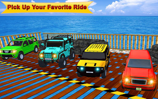 Cruiser Impossible Tracks game (apk) free download for Android/PC/Windows screenshot