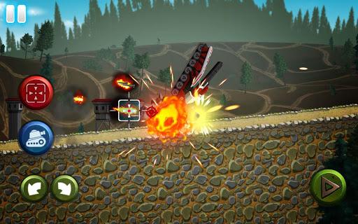 Tankomatron War Robots: Transform Tanks into Bots 3.46 screenshots 4