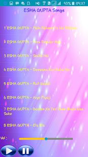 ESHA GUPTA Songs - náhled