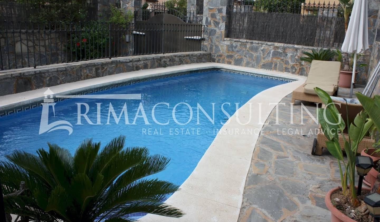 Chalet avec terrasse Marbella