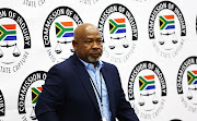 Eskom board chairperson Jabu Mabuza gives testimony at the state capture inquiry about the transgressions that took place at Eskom.