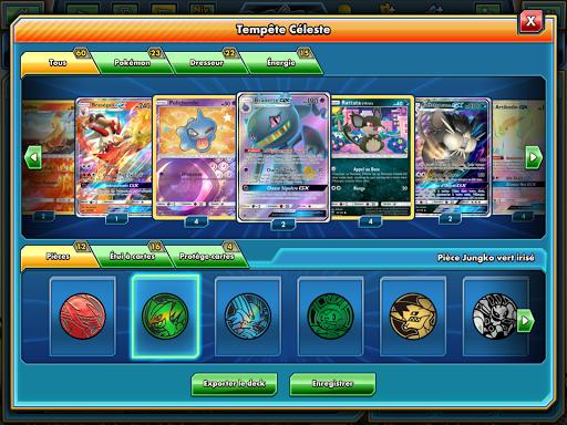 JCC Pokémon Online  captures d'écran 2