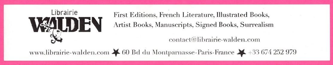 Photo: Librairie Walden