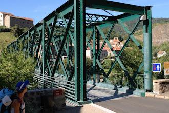 Photo: J31 : Monistrol d'Allier, le Pont Eiffel
