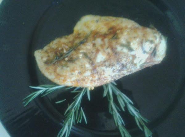 Spicy Rosemary Garlic Chicken Recipe