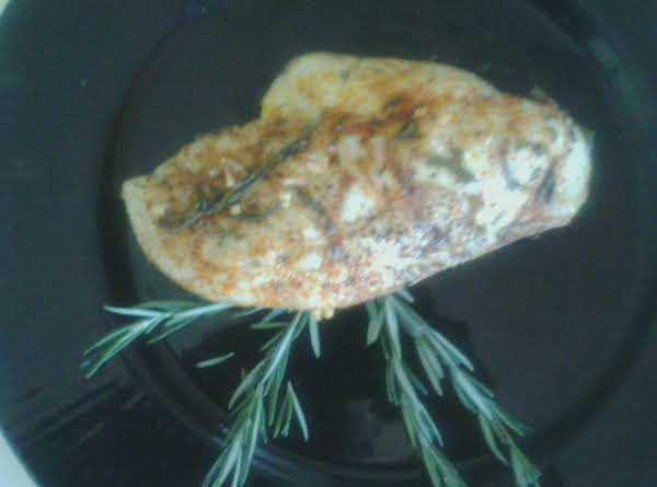 Spicy Rosemary Garlic Chicken Recipe