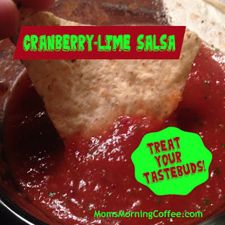 Cranberry-Lime Salsa