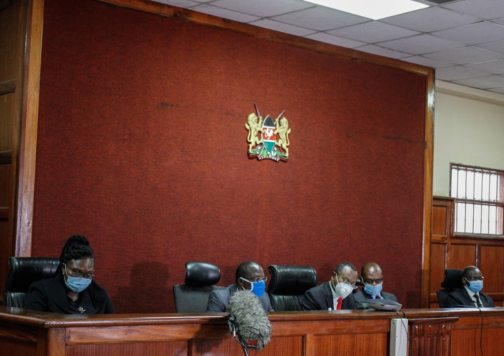 Don't abuse judges over BBI ruling, says city Jubilee leaders