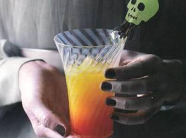 Halloween Sunset Recipe