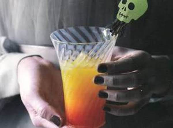 Halloween Sunset Recipe