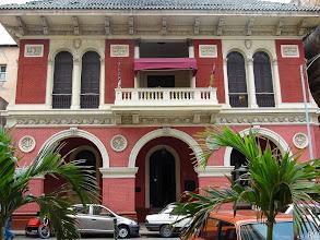 """Photo: Здание отеля для туристов, резко отличается от """"облезлой"""" Гаваны"""