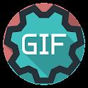GifWidget animated GIF widget icon