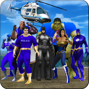Police Superhero Force