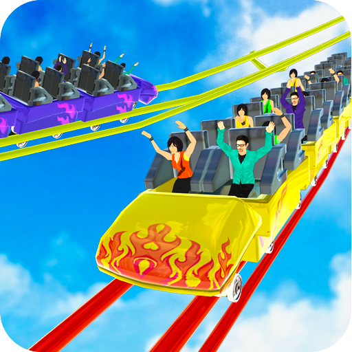 Reckless Roller Coaster Sim: Rollercoaster Games