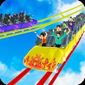 Reckless Roller Coaster Sim: Rollercoaster Games APK download