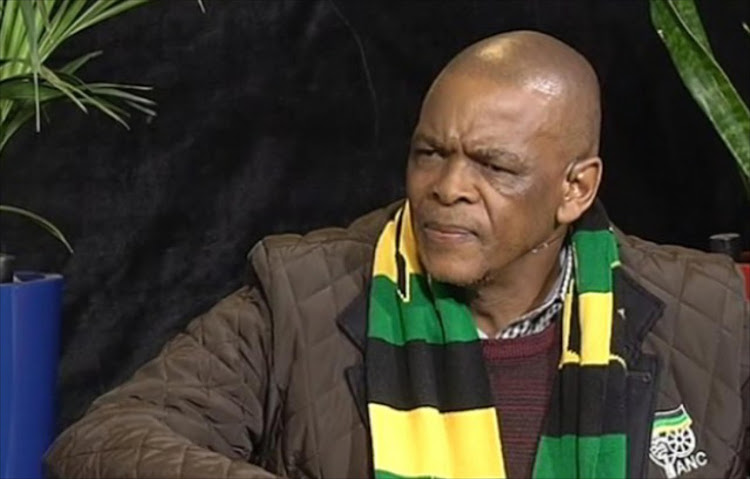 ANC secretary-general Ace Magashule