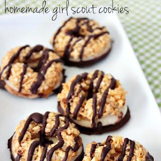 Copycat Samoa Cookies