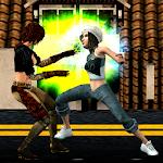 Girls Wrestling Revolution 3D : Stars Women Fight Icon