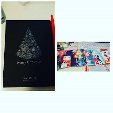 油畫feel聖誕明信片,16張,$28@1  #聖誕明信片#明信片#聖誕卡
