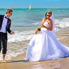 Wedding photographer Rudolf Melgaf (Faty). Photo of 07.09.2015