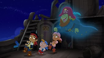 Pirate Ghost Story / Queen Izzy-bella