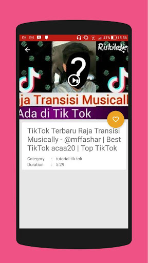 Tutorial Tik Tok 2018 - Video 3.0.0 screenshots 8