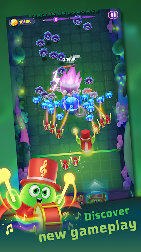 Crazy Cell screenshot 4