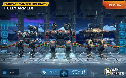 War Robots 4.5.0 screenshots 2