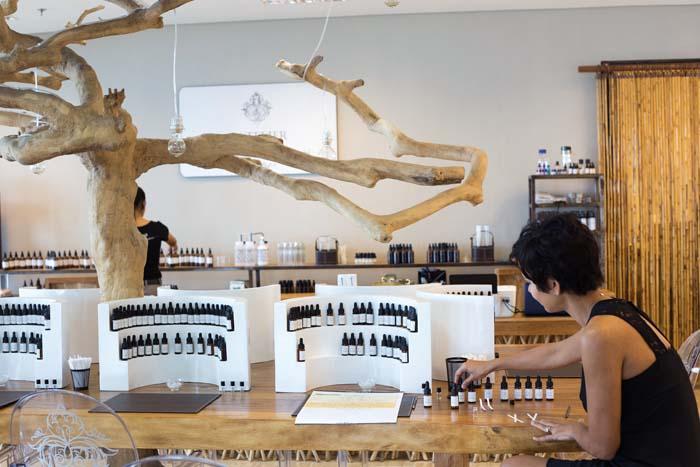Make Your Own Fragrance - Indoor Activities  Raining in Bali