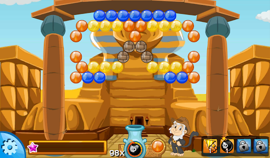 Bubble Raider- screenshot thumbnail