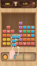 Block Puzzle - Wood Puzzledom APK screenshot thumbnail 13