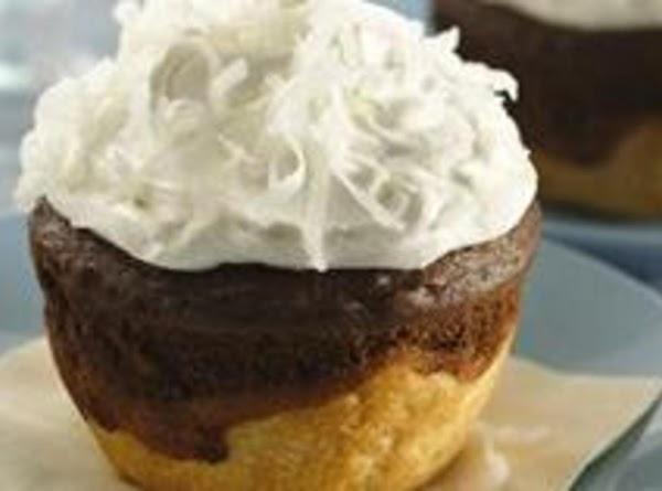 Pie Cupcakes`~jumbo Chocolate-coconut Recipe